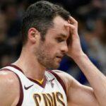 NBA – La réaction des Cavs au comportement inadmissible de Kevin Love