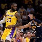 NBA – Récap de la nuit (01/10) : LeBron a fait ses débuts, Boston et San Antonio au forceps