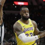 NBA – LeBron dépasse Kobe grâce à sa performance face aux Spurs !