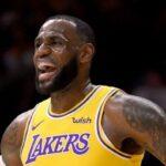 NBA – LeBron donne de ses nouvelles après sa frayeur à la cheville