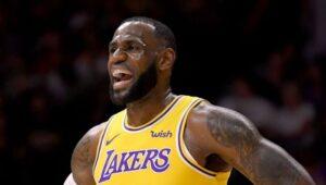 NBA – LeBron James s'en prend à ESPN après une prédiction foireuse