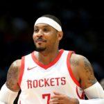 NBA – Carmelo Anthony, la série folle qui a pris fin