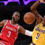 NBA – « Les Lakers vont perdre Rondo et signer Chris Paul »
