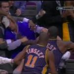 NBA – L'énorme bagarre d'Auburn Hills le 19 novembre 2004