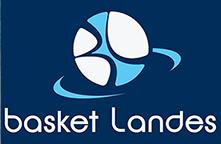 Logo de Basket Landes en LFB