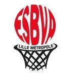 Logo de l'ESBVA (Villeneuve d'Ascq) en LFB