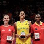 FIBAWWC – Breanna Stewart MVP, le cinq majeur de la compétition dévoilé