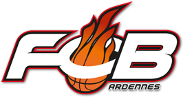 Logo des Flammes Carolo Basket Ardennes en LFB
