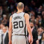 NBA – Les Spurs vont retirer le maillot de Manu Ginobili