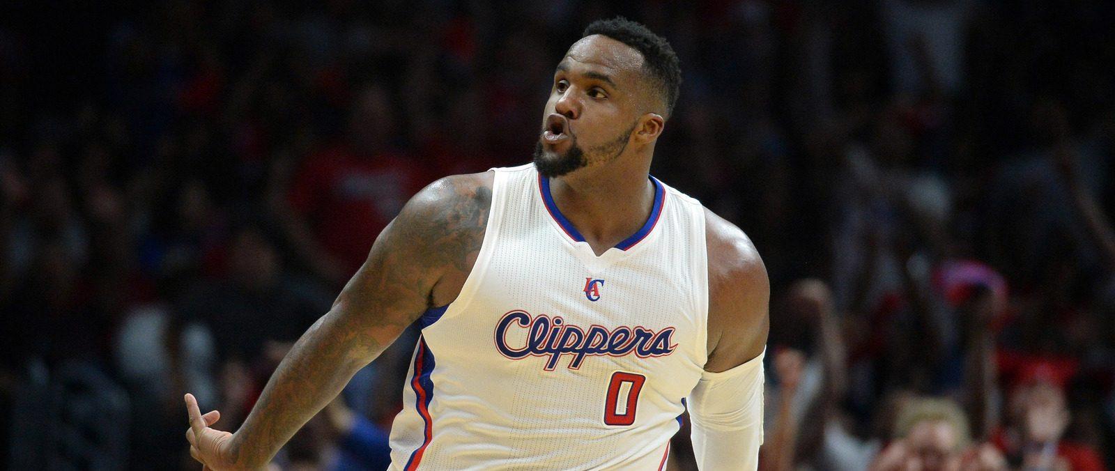Glen Davis sous le maillot des Los Angeles Clippers