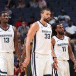 NBA – Marc Gasol voit très loin pour Jaren Jackson Jr