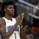 NBA – Jonathan Isaac blessé à la cheville