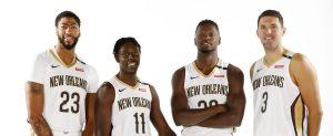 NBA – Julius Randle ravi d'avoir signé aux Pelicans