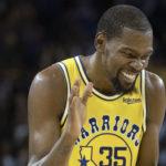 NBA – Kevin Durant : « Je pense à l'argent que je vais recevoir »