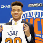 NBA – Kevin Knox proche d'un retour ?