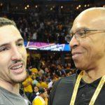 NBA – La réaction malicieuse du père de Klay Thompson à l'exploit de son fils