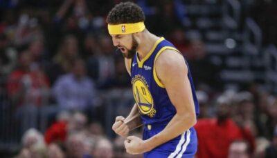 NBA – Klay Thompson surchauffe les fans avec une photo virale