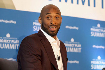 Kobe Bryant au sommet Play Institut