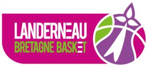 Logo du Landerneau Bretagne Basket en LFB
