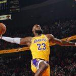 NBA – Incroyable séquence entre Los Angeles et Portland