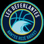 Logo du Nantes Rezé Basket en LFB