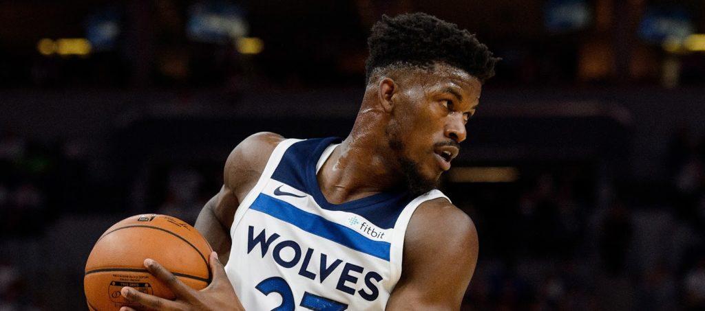 Ça toque à la porte des Wolves pour s'offrir le trade de Jimmy Butler