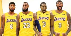 NBA – Magic Johnson annonce une nouvelle superstar aux Lakers