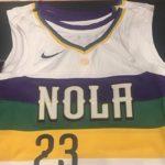 NBA – Les maillots City Edition des Celtics, Pelicans, Sixers et Warriors auraient fuité !