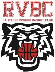Logo de la Roche Vendée Basket Club en LFB