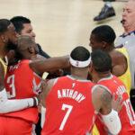 NBA – Rajon Rondo a-t-il craché sur Chris Paul ?