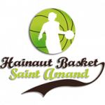 Logo de Saint-Amand Hainaut Basket en LFB