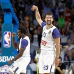 NBA – Sergio Llull toujours dans le radar des Rockets ?