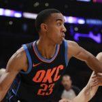 NBA – Thunder : Commotion cérébrale pour Terrance Ferguson