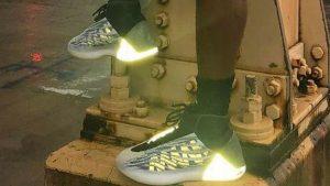 NBA – Sneakers : La Yeezy interdite en NBA ?