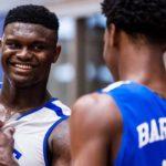 NCAA – Vidéo : Zion Williamson régale encore avec Duke !