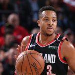 NBA – CJ McCollum n'a pas apprécié d'être défendu par un rookie