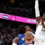 NBA – Le game-winner de Caris LeVert face aux Nuggets