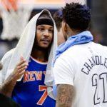 NBA – «Les gens détestent Melo parce que les médias leur ont dit de le faire»