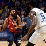 Euroleague – J8 et J9 :  Grosse semaine pour le Baskonia Vitoria !