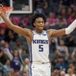 NBA – De'Aaron Fox s'en prend aux fans des Lakers
