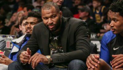 NBA – DeMarcus Cousins tease encore les fans, ils se chauffent !