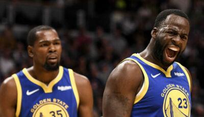 NBA – La surprenante déclaration de Kevin Durant au sujet de Draymond Green