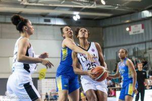 EuroCup Women – Recap J2 : Lyon et le BLMA victorieux, Tarbes domine Basket Landes, Nantes s'incline