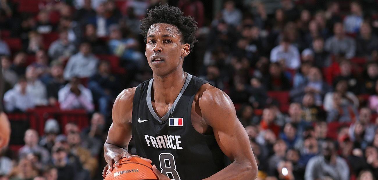 Liste des joueurs français en NCAA