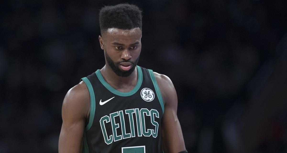 NBA – Jaylen Brown raconte comment il a touché le fond l'an passé