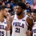 NBA – La stat qui peut fortement inquiéter les Sixers