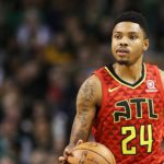 NBA – Kent Bazemore toujours en partance d'Atlanta