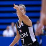 LFB – Lyon Asvel monte sur la troisième marche du podium