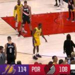 NBA – Quand Rajon Rondo s'embrouille avec une fan éméchée en plein match !