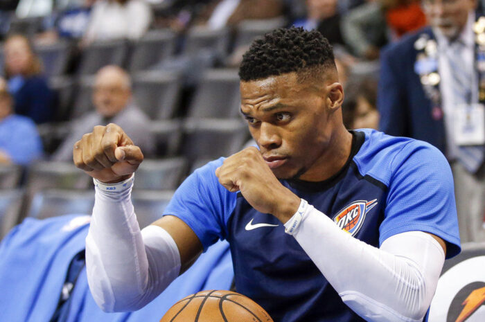 Russell Westbrook NBA anecdotes